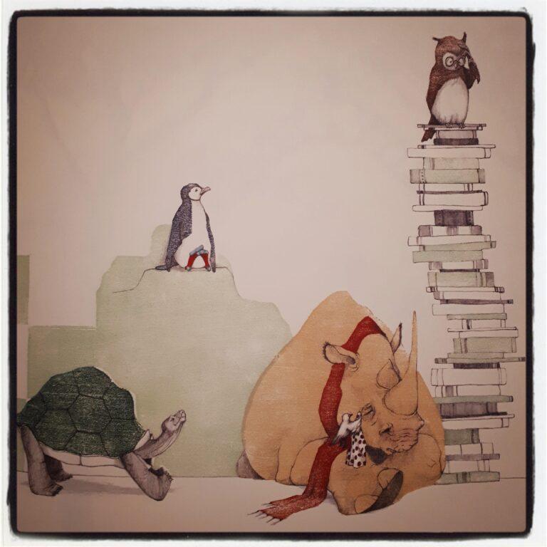 Read more about the article #librineilibri, da che albo è tratta questa immagine?