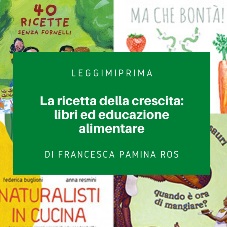 Read more about the article La ricetta della crescita. Di Francesca Pamina Ros
