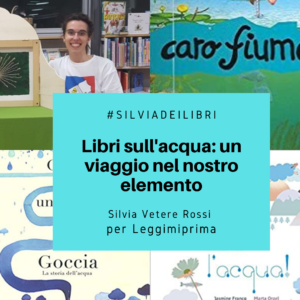 Read more about the article Libri sull'acqua: un viaggio nel nostro elemento