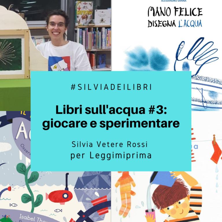 Libri sull'acqua #3, di Silvia Vetere Rossi