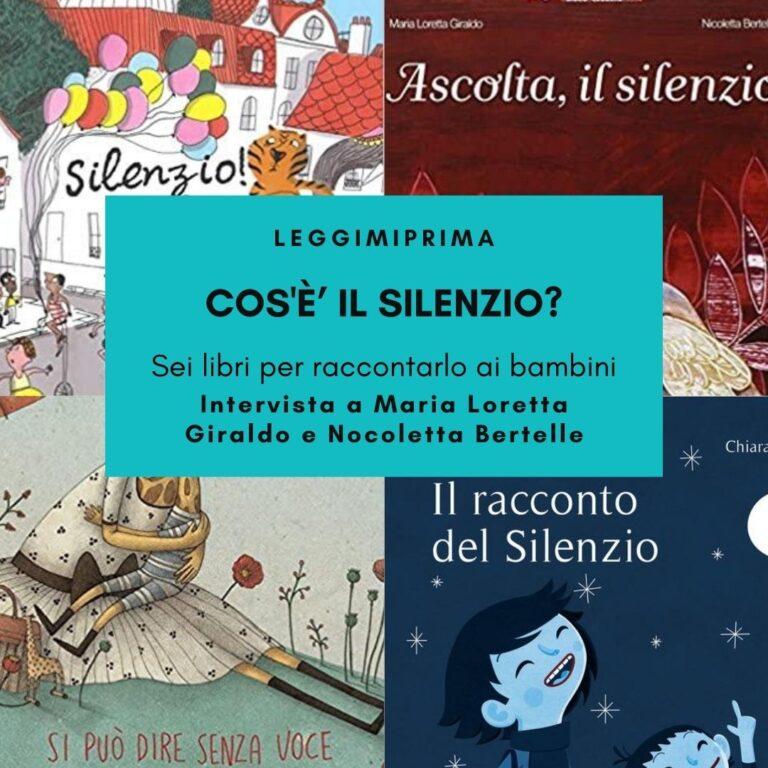 Read more about the article Cos'è il silenzio? Sei albi illustrati per raccontarlo ai bambini.