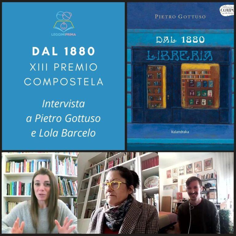 """""""Dal 1880"""" il magnifico albo illustrato vincitore del XIII Premio Compostela"""