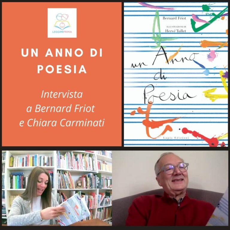 Read more about the article Un anno di poesia, Bernard Friot, Hervé Tullet, Chiara Carminati, Lapis edizioni