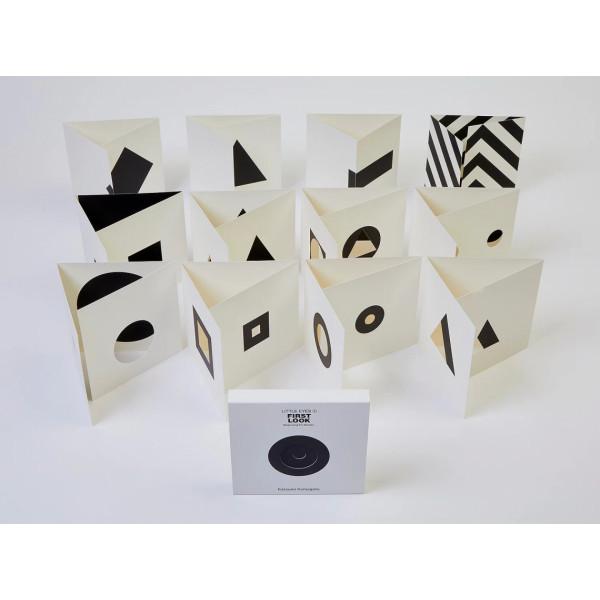 libri in bianco e nero neonati Katsumi Komagata